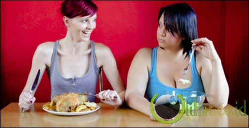 Metabolismelah yang Membuatmu Gemuk ataupun Kurus