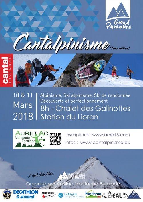 Cantalpinisme 2018
