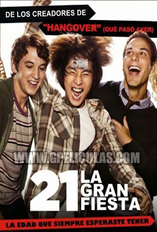 21 La Gran Fiesta (2013)