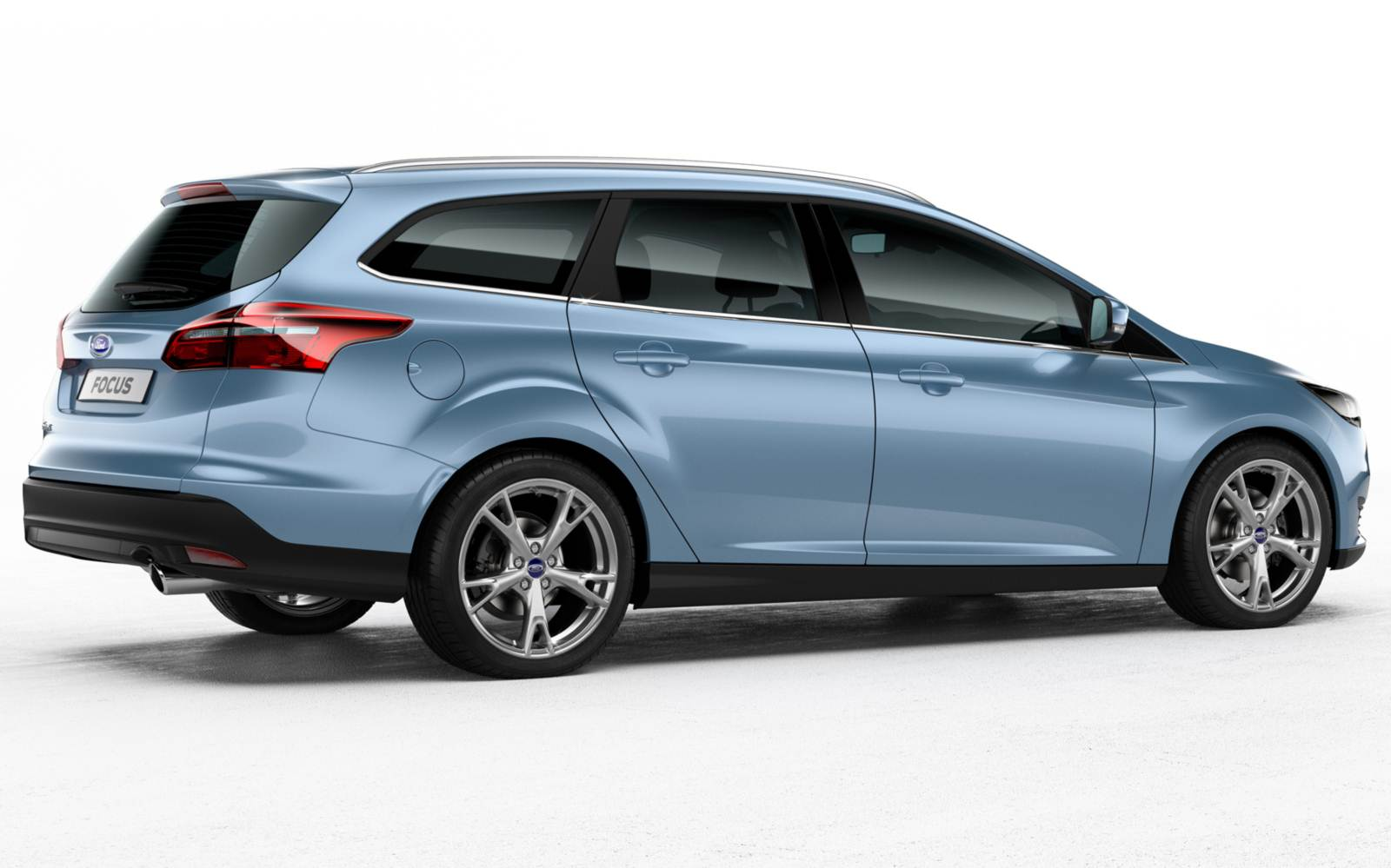 Novo Ford Focus 2015: fotos oficiais do modelo com facelift