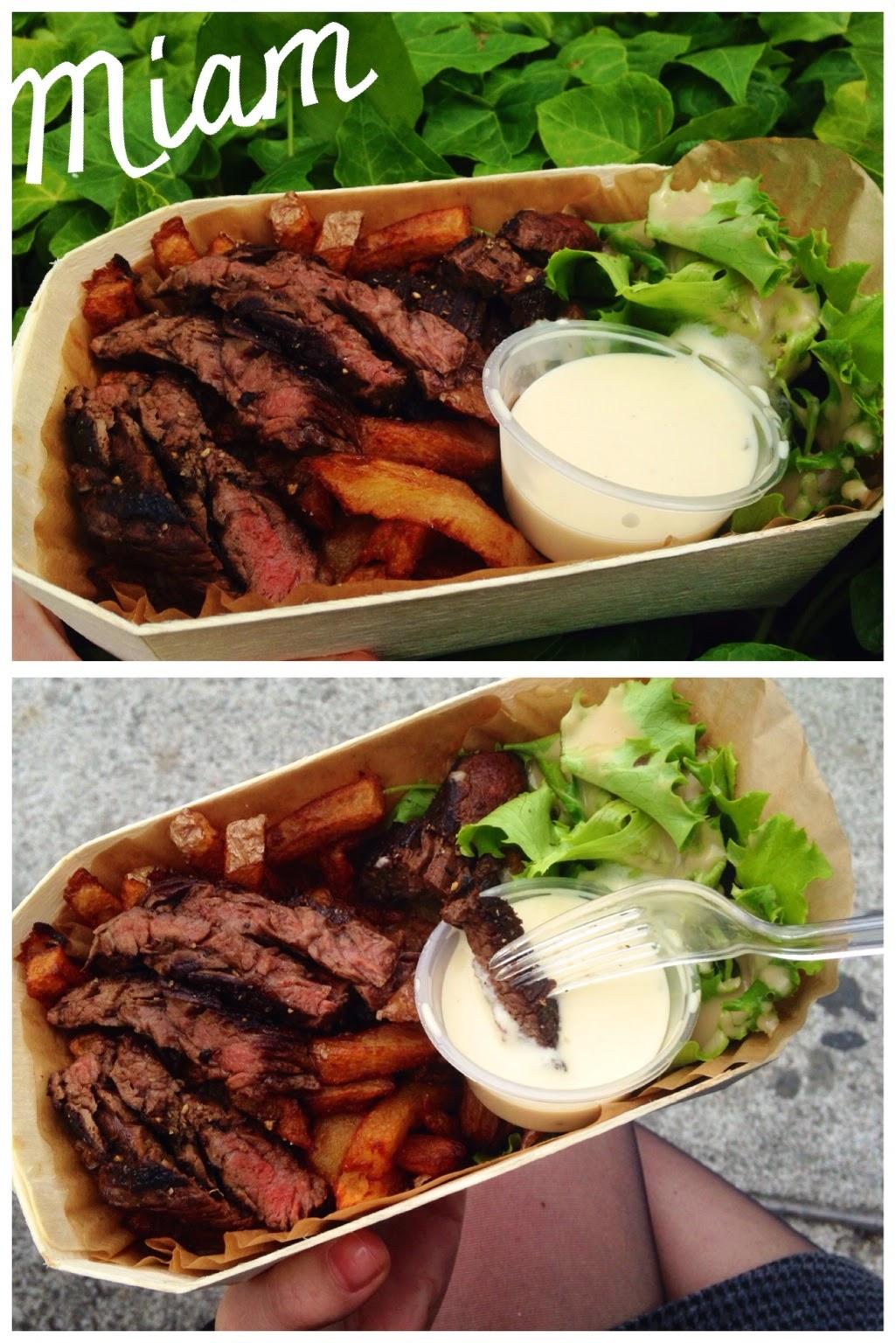 La Brigade Food Truck Paris Miam Home Made Fait Maison