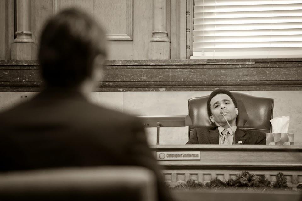 Cincinnati City Council; City Hall; Streetcar; Politics; Christopher Smitherman