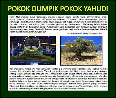 pokok yahudi olimpik 2012