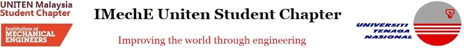 IMechE UNITEN Student Chapter