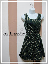 {POP POP POLKA DOT DRESS}