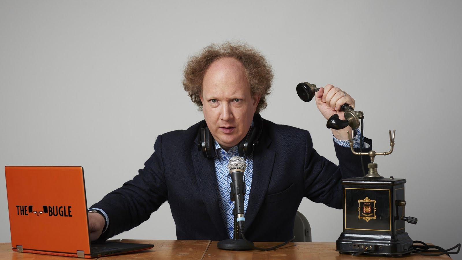 Satirist propagandist for hire