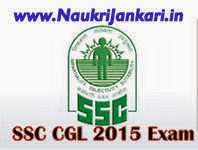 ssc cgl 2015 exam