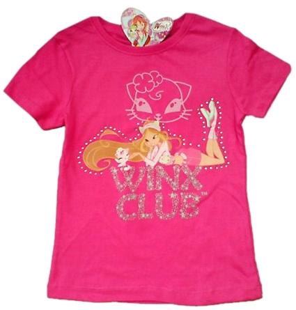 tienda TODO WINX Camiseta-winx-club-brillantes-flora-rosa