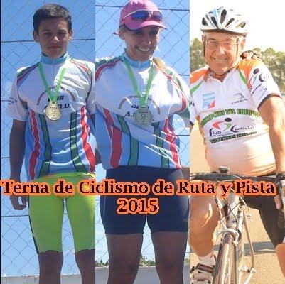 Terna Pista y Ruta - 2015