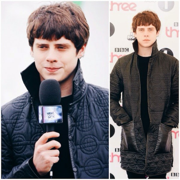Jake Bugg's Lavenham x Disturbing London jacket - Radio 1 Big Weekend