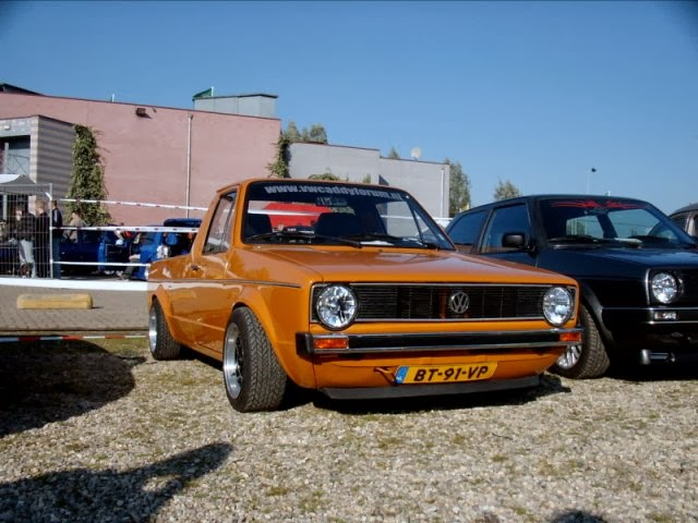 Golf Mk1 Pick-up
