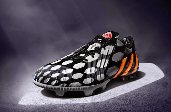 botas de fútbol adidas Predator Instinct FG Boots Battle Pack colección Copa Mundial Brasil
