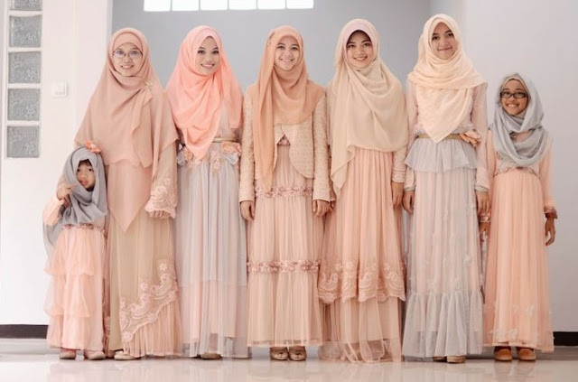 Pilihan Model Dress Hijab