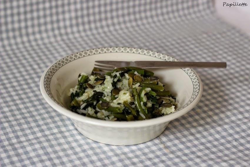riz legume