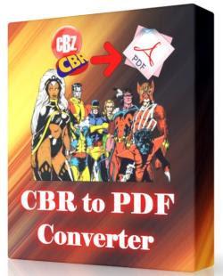 convert multiple cbr to pdf