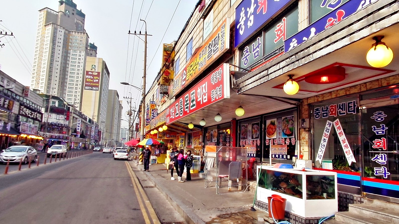 Incheon Soraepogu Fish Market 소래포구어시장   meheartsoul.blogspot.com