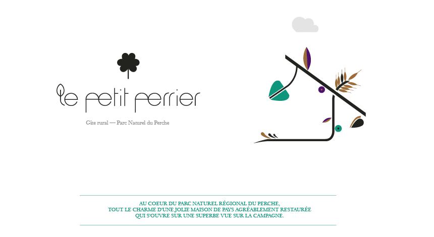 Le petit Perrier - gîte de France- Perche