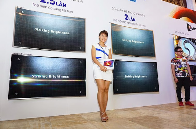 Nền tảng Tizen sẽ được sử dụng trên các TV mới nhất của Samsung