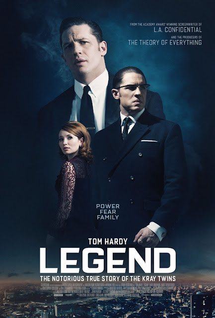 Legend One Sheet Poster