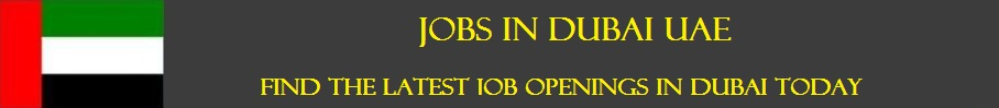 Jobs In UAE Dubai