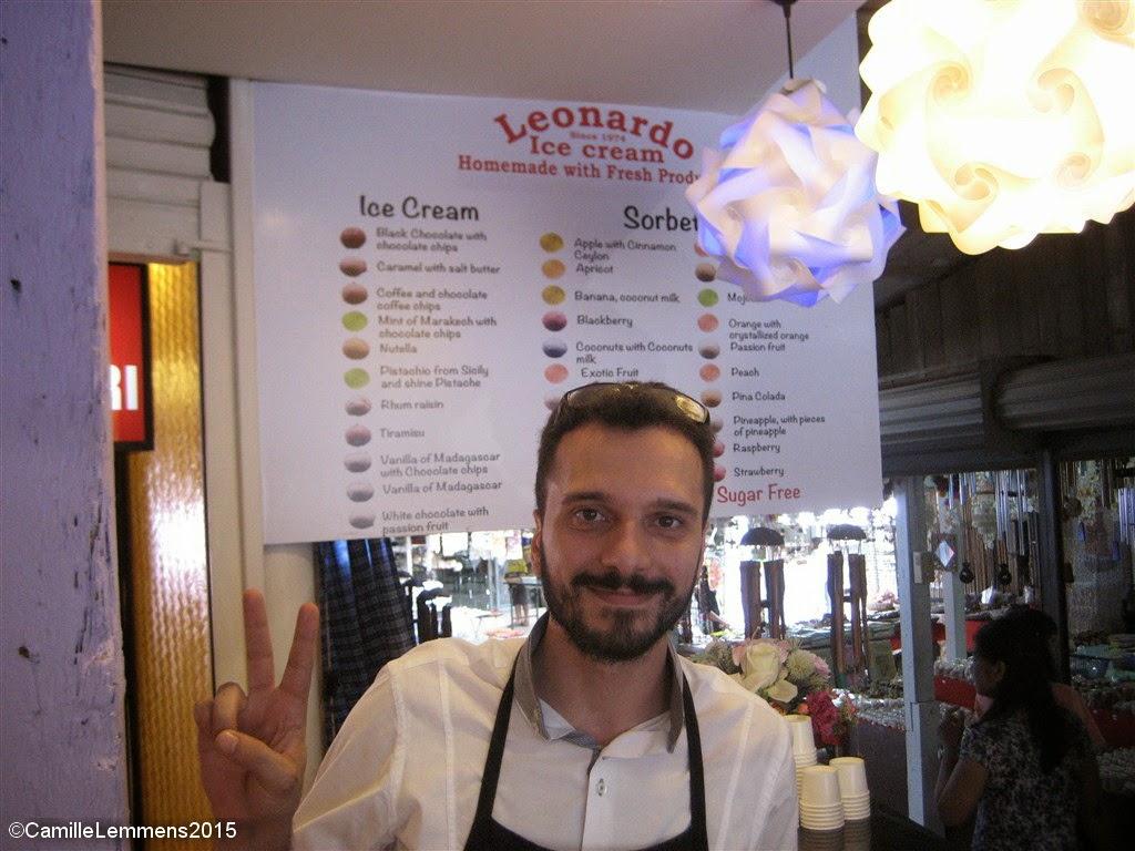 Leonardo Ice Cream