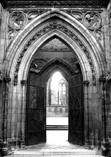 doors, church, open, light, beauty, SYMBOLISM