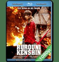 RUROUNI KENSHIN: LA LEYENDA TERMINA (2014) FULL 1080P HD MKV ESPAÑOL LATINO