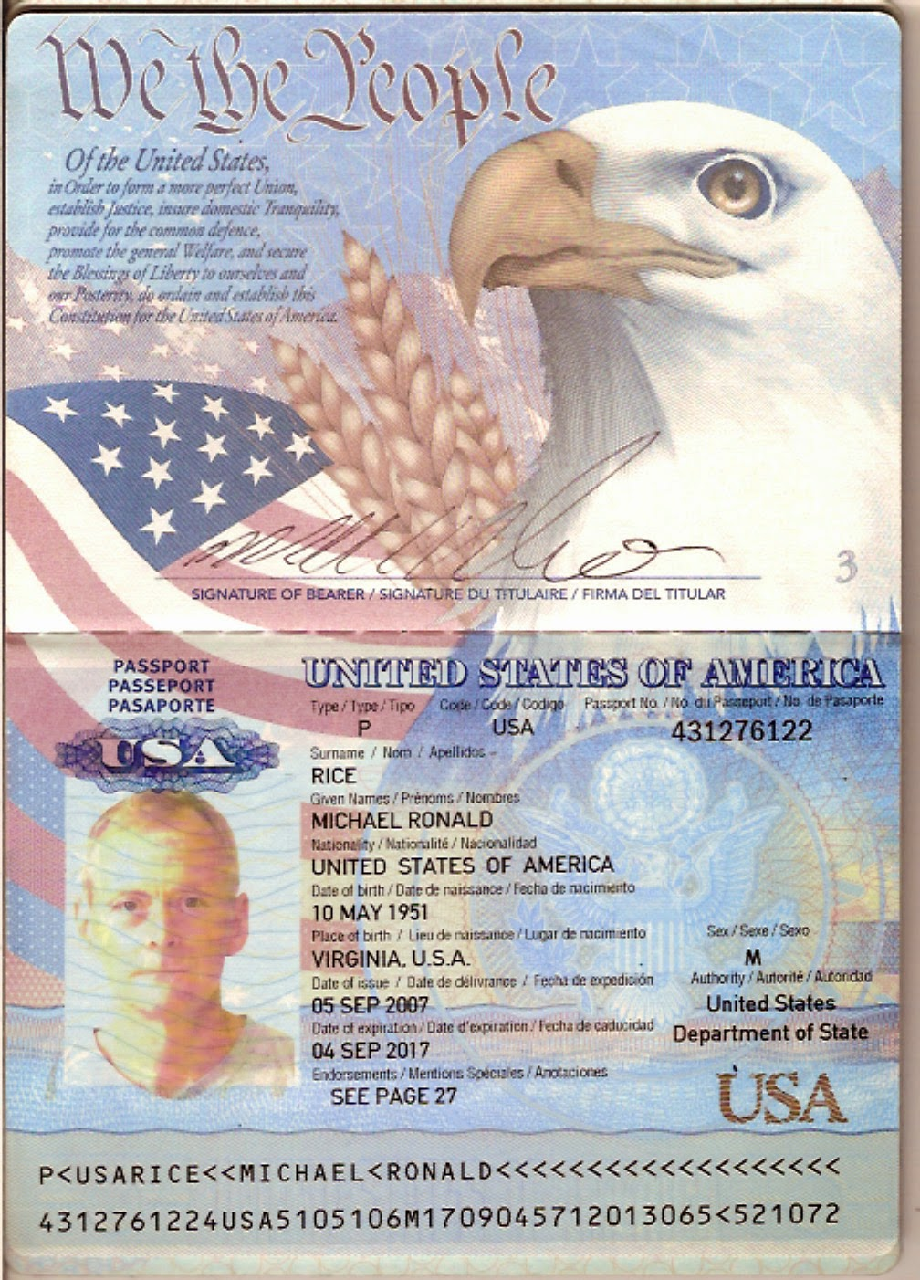 passport details Passport information the delaware county clerk of courts is authorized by the us department of state to accept passport applications at these two locations.