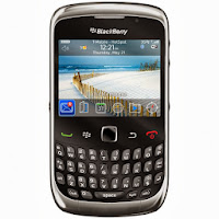 Blackberry 9300 - Abu Abu