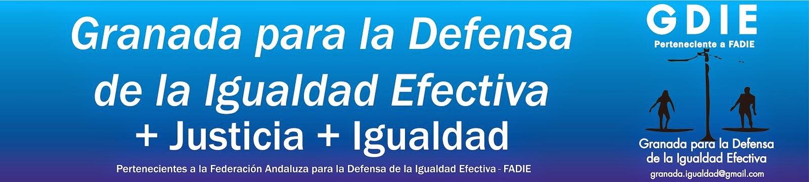 Granada para la Defensa de la Igualdad Efectiva