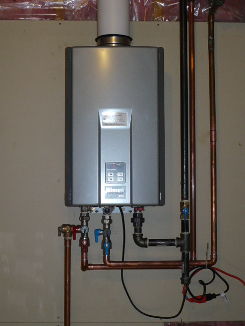 Alpharetta plumber pete 39 s plumbing incorporated Instant water heater