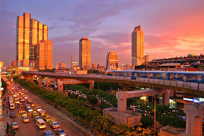city of angel,Bangkok