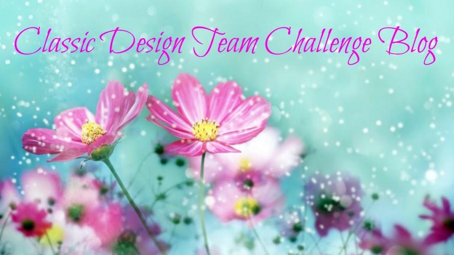 Classic Design Team Challenge Blog