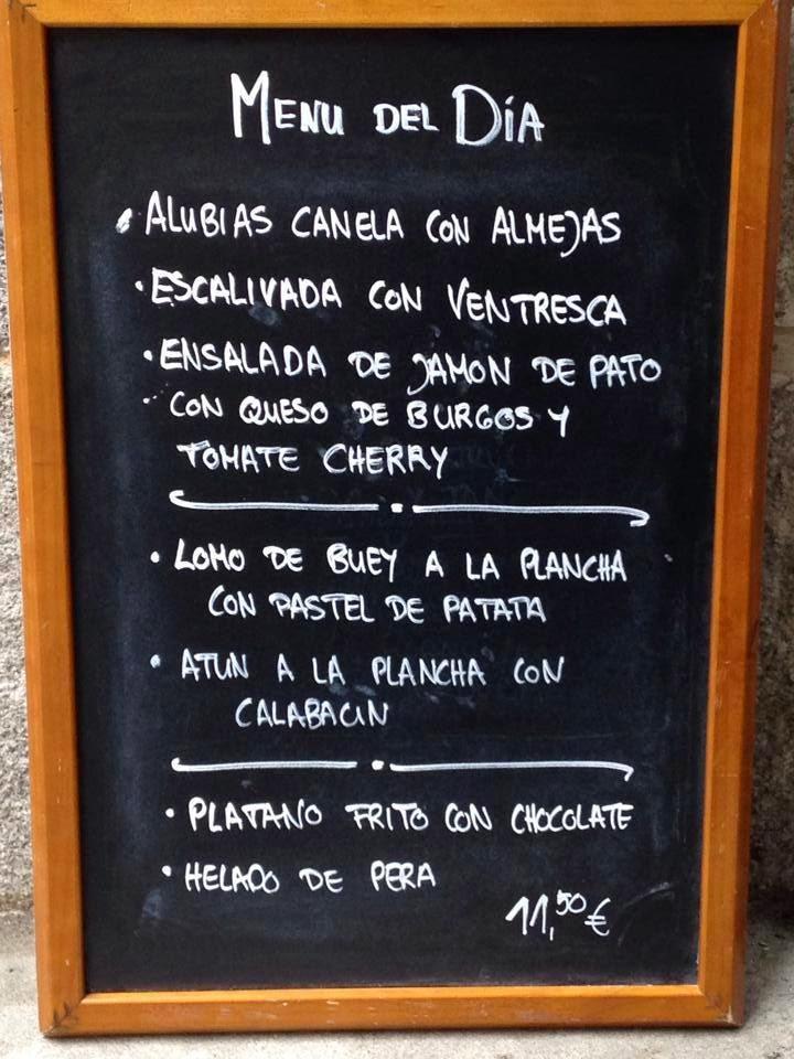 Lola Cafe Menu