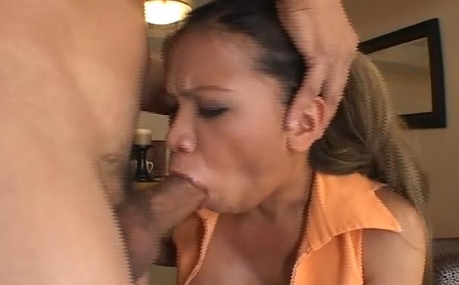 Rosie jones blowjob