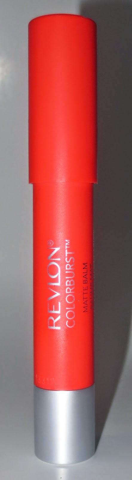 Revlon ColorBurst Matte Balm in Audacious