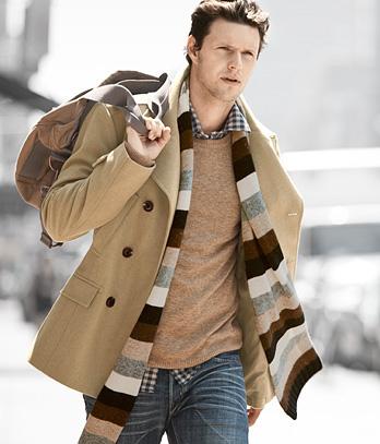 chaquetas hombre otoño invierno 2011 2012
