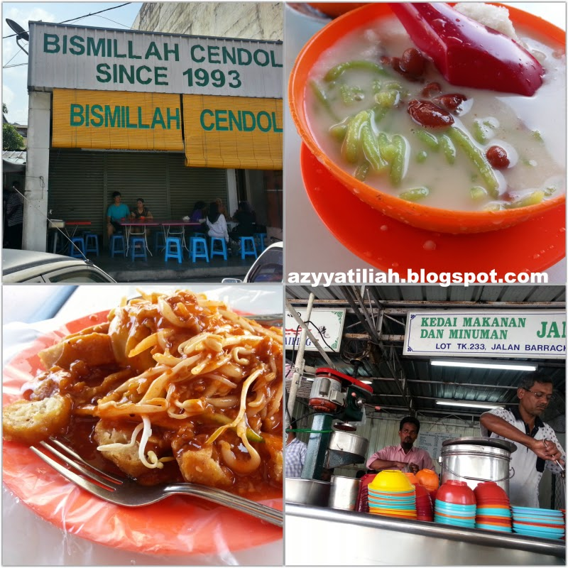 7 Tempat Makan Menarik di Taiping