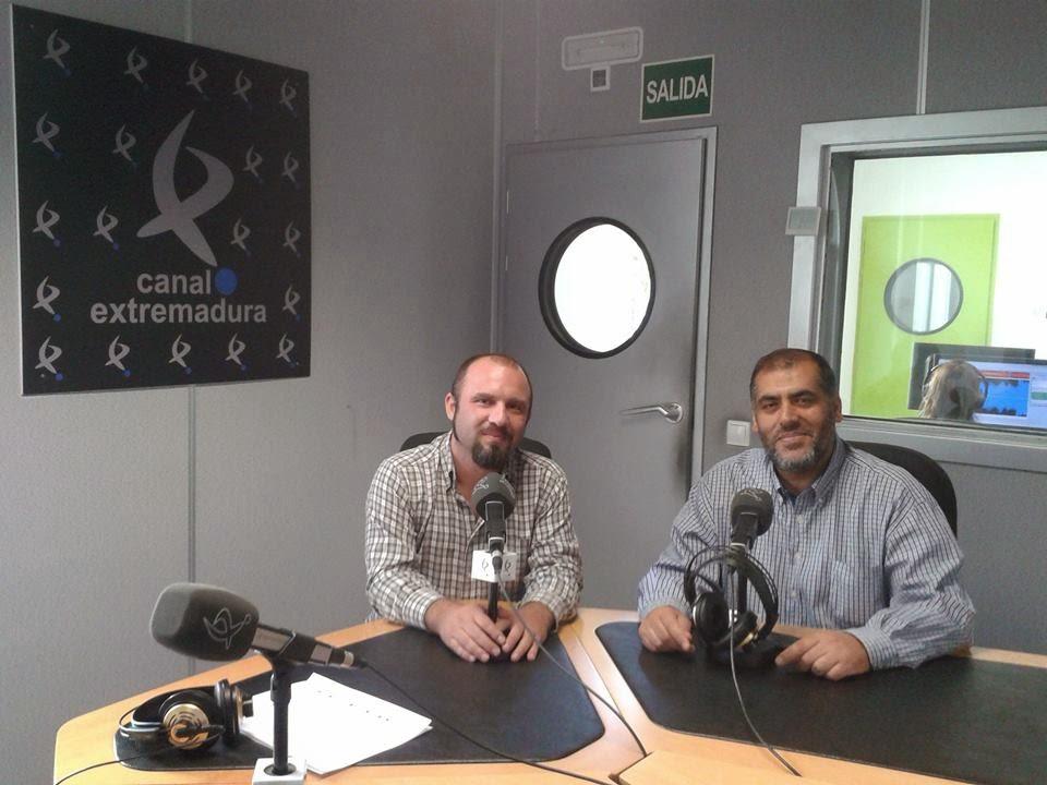 Canal Extremadura Radio entrevista al Imam de Badajoz