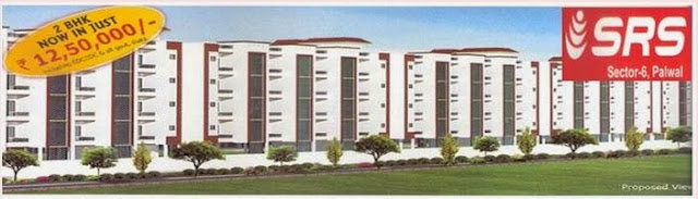 SRS City Palwal, Affordable Flats