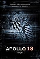 A Missão Proibida - Apollo 18, de Gonzalo López-Gallego