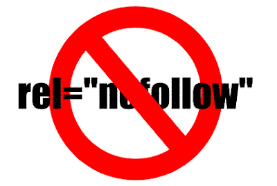 How to use dofollow and nofollow links in blogger