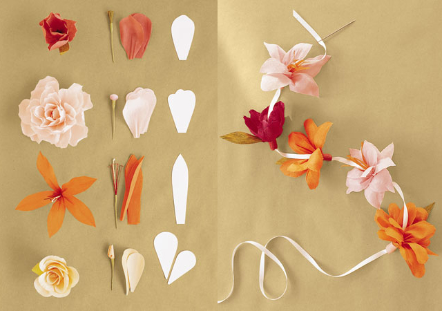 Diy inspiration pretty paper flowers love maegan and heres my diy mightylinksfo