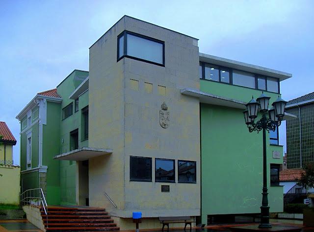 Edificio Ayuntamiento de Suances