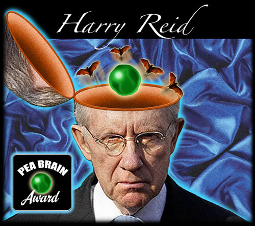 traitor Harry Reid