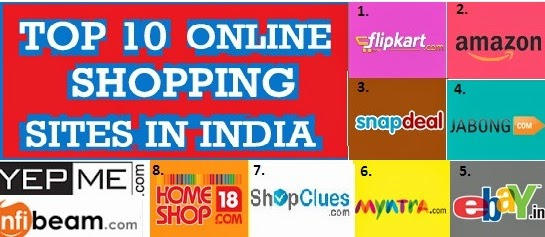 Top 10 shopping websites in india with reviews updated for Good online fashion shopping sites