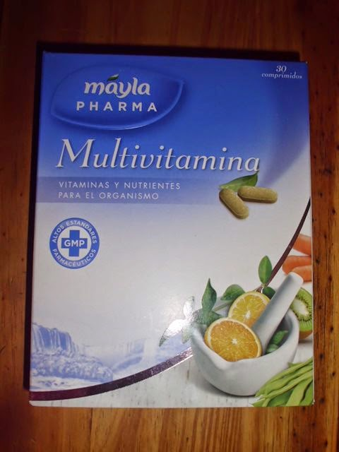 multivitamina Mayla Pharma