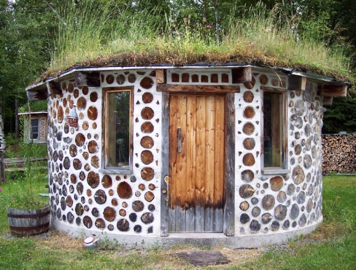 Building Methods Off The Grid