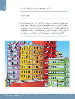 Apoyo Primaria Desafíos matemáticos 5to grado Bloque I lección 10 La colonia de Isabel