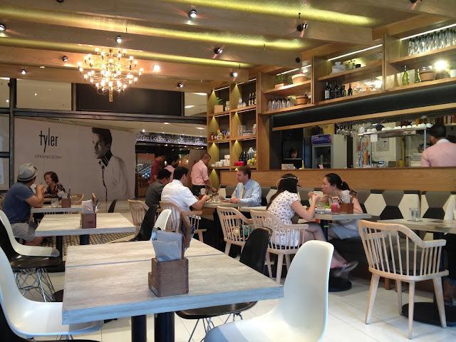 Spätzle Euro Market Café at Shangri-La Plaza